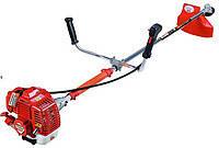 Бензиновый триммер Бригадир Professional, 2,2 кВт, (2 ножа, 1 леска)