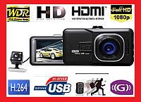 DVR 636 Full HD с камерой заднего вида