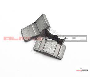 Алмазный сегмент Turbo-Х для Ø 32 - 42 мм