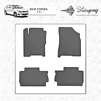 Автомобильные коврики Stingray Zaz Forza  2011-