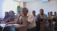 Засідання обласної методичної секції викладачів предметів «Захист Вітчизни» та «Фізична культура»