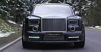 Front bumper Mansory Conquistador for Rolls-Royce Phantom 1