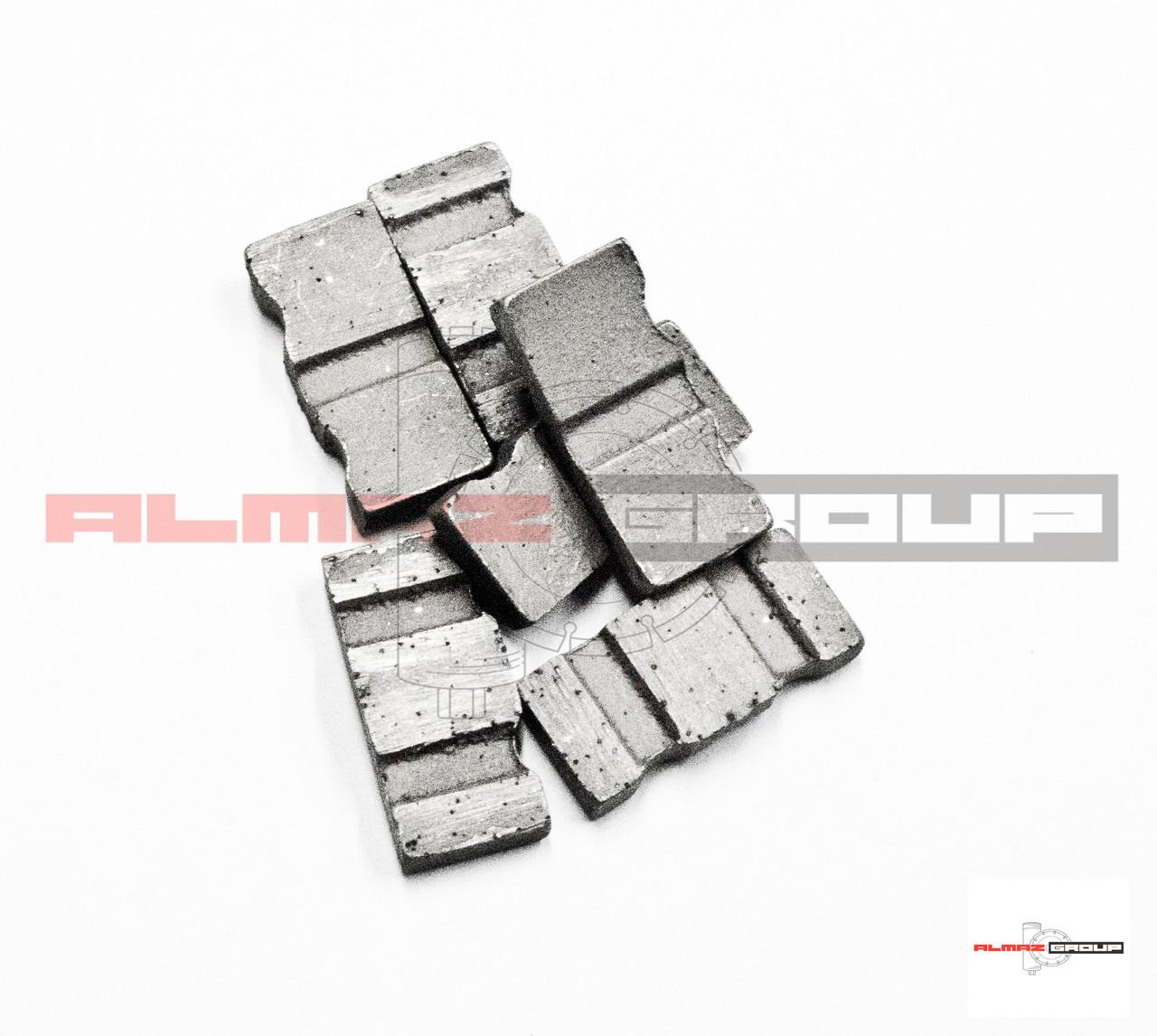 Алмазный сегмент Turbo- Х  для Ø 82 -92 мм