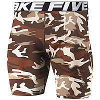 Компрессионные шорты Take Five милитари