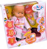 Функциональный пупс Baby born 800058I