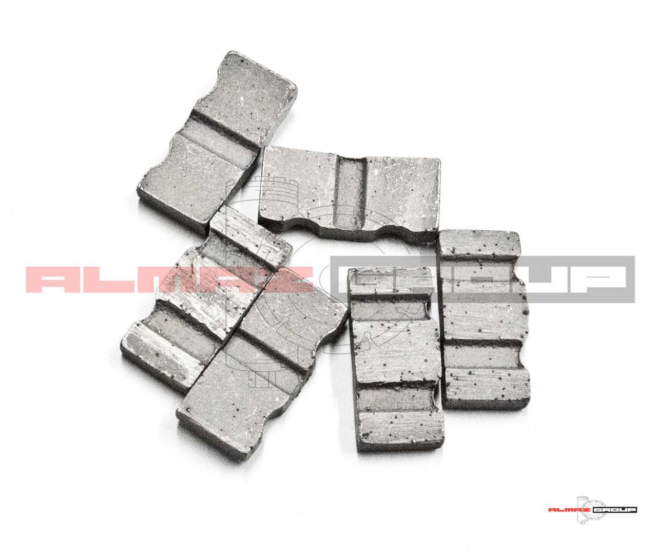 Алмазный сегмент  Turbo-Х для Ø 102 - 122 мм