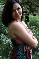 Женский сарафан летний длинный