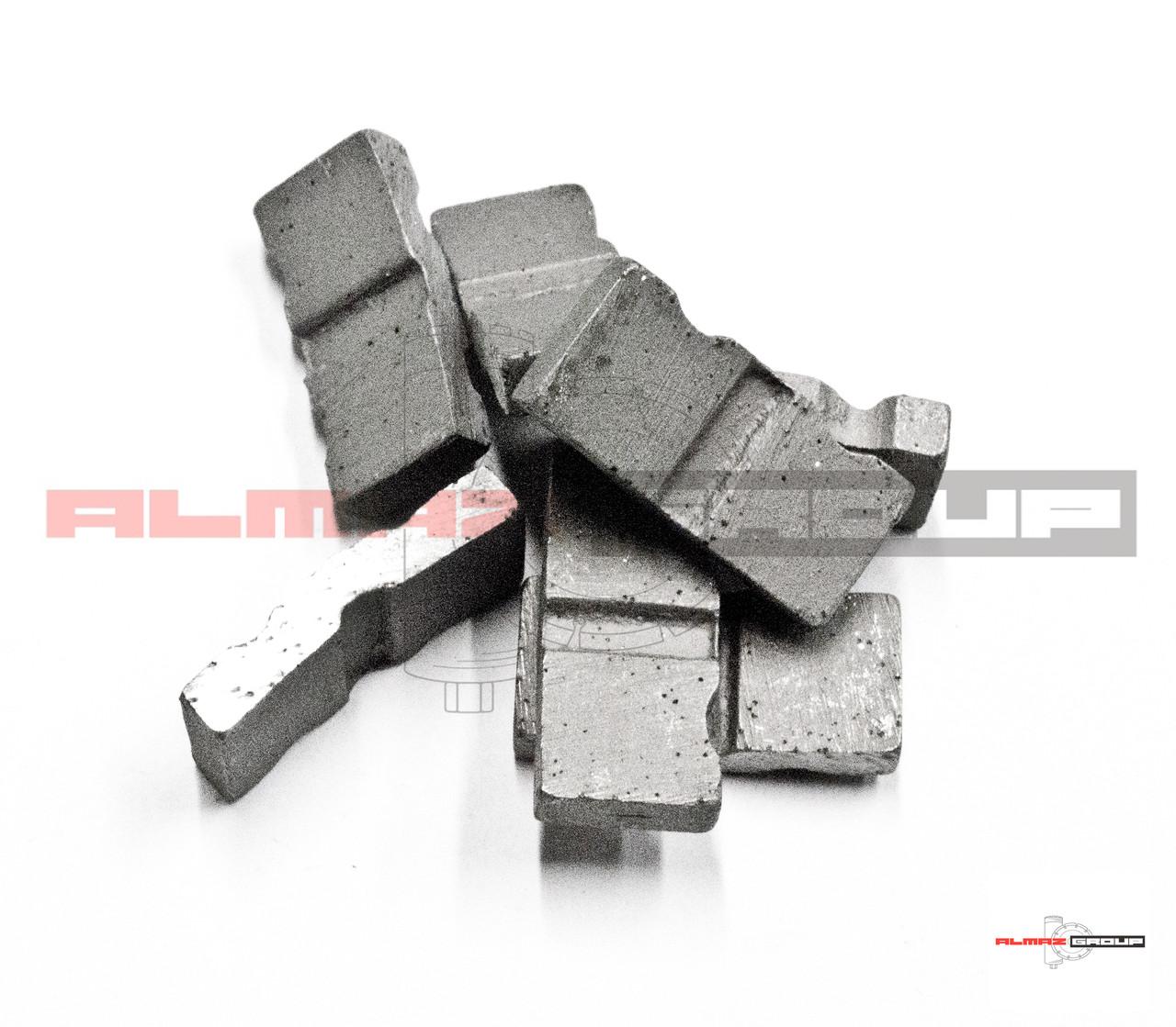 Алмазний сегмент Turbo-Х Ø для 132 - 162 мм