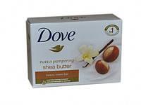 Мило-крем Dove 135г Обійми свіжості (ваніль)/-984/48