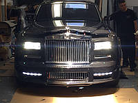 Conversion kit + Mansory Conquistador for Rolls-Royce Phantom 1 to 2