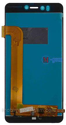 LCD модуль Prestigio 3530 / 3531 / 3532 / 7530 серый, фото 2