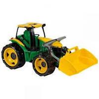Трактор с грейдером LENA 2057