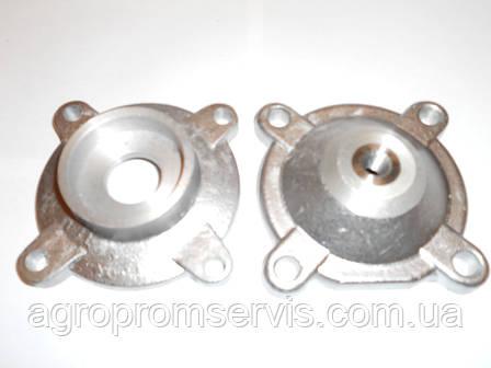 Крышка компрессора ЗИЛ, МАЗ, Т-150 (Передняя) 130-3509060-А, фото 2