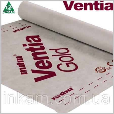 Гидроизоляционная мембрана Ventia Gold