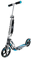 Самокат Hudora Big Wheel RX-Pro 205 black blue, фото 1