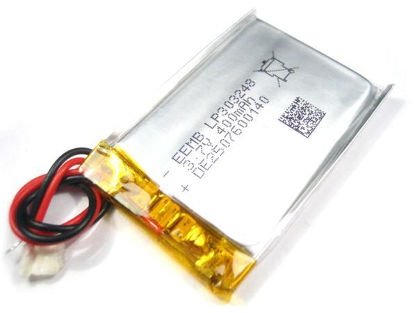 Литий-полимерные аккумуляторы
