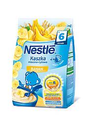 Акція -8% Каша Nestle молочная рисовая с бананом с 6 месяцев 230 г
