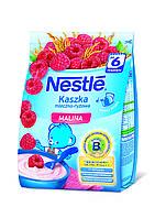 Nestle Каша молочна рисова з малиною з 6 місяців, БЛ, 230г