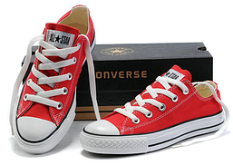 Червоні жіночі Converse