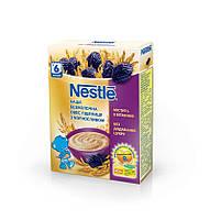 """Nestle каша безмолочна """"Овес, пшениця з чорносливом"""", від 0 до 6 місяців"""