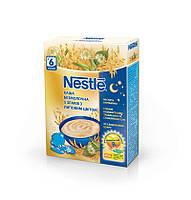 """Nestle Каша безмолочна """"5 злаків з липовим цвітом"""" від 6 місяців"""