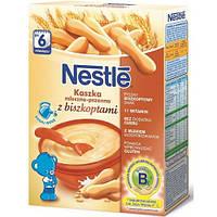 Nestle Каша молочна пшенична з печивом з 6 місяців, БЛ, 250г