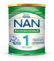 NAN 1 Кисломолочний від 0 до 6 місяців, 400 г