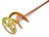 "Миксер насадка для штукатурки тип ""С"" 100 мм, 10-20 кг, арт. 09-051"