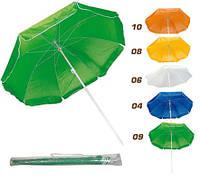 Пляжный зонт 1,8м , зонт пляжный, зонт для пляжа