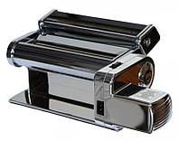 Тестораскатка-лапшерезка электрическая машинка для раскатки теста Akita JP 260mm Pasta Drive