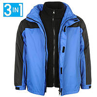 Куртка Donnay 3in1 Jacket Mens размеры L, XL
