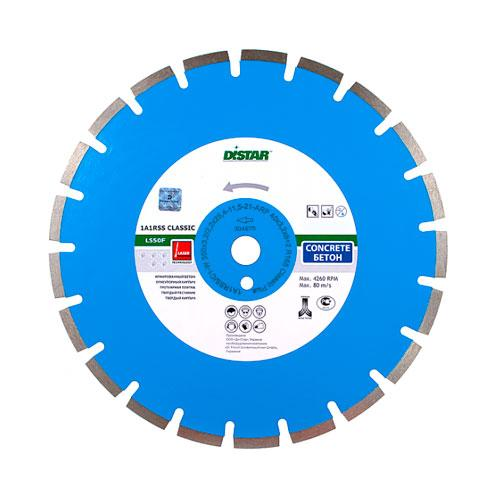 Алмазный отрезной диск Distar 1A1RSS/C1-W 504x3,8/2,8x12x25,4-30 F4 Classic Plus