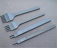 Пробойники для кожи 1246 зубьев шаг 6 мм