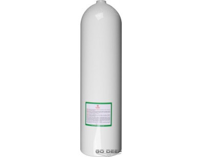Баллон алюминиевый LUXFER 11,1L 200 BAR с вентилем левым или правым