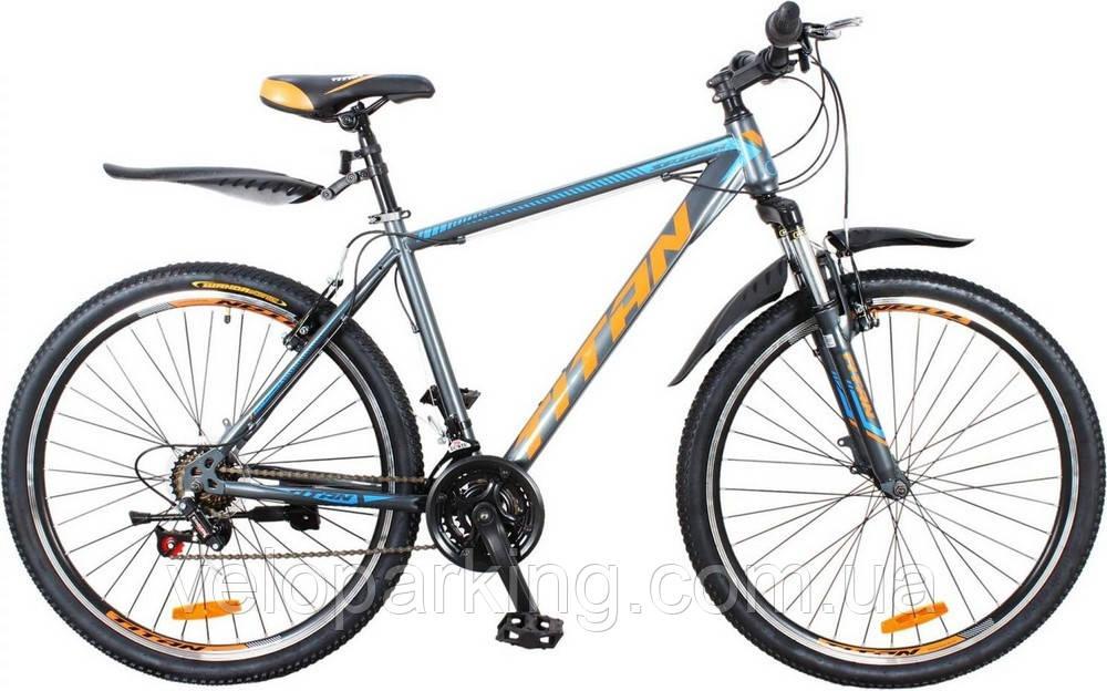 Горный велосипед Titan Spider 29 (2017) new
