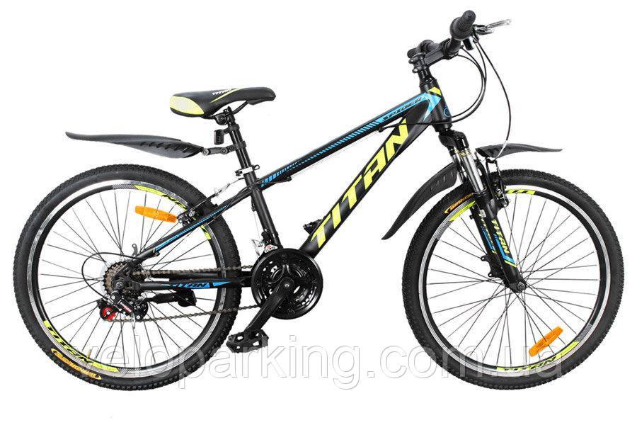 Горный велосипед Titan Spider 27.5 (2017) new