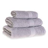Набор махровых полотенец Grange 525г\м2 Серый