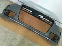 Бампер передний Audi A6 C7 S-line 4G0807437