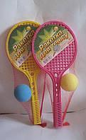 Ракетка для тенниса, ТМ Юніка,в сетке 41 см., Україна(0187)