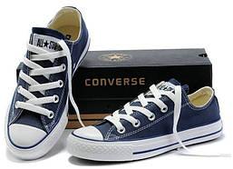 Темно-сині жіночі Converse