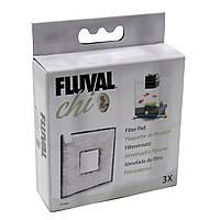 Сменная губка для аквариумов Fluval Chi 19/25 л, мелкопористая, 3 шт