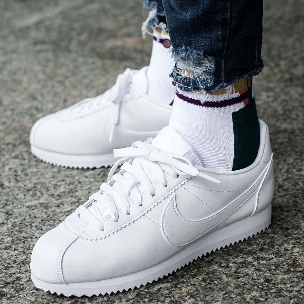 8d14c484 Оригинальные женские кроссовки Nike Wmns Classic Cortez Leather
