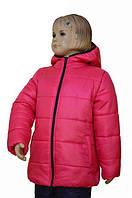 Детская зимняя курточка для девочки