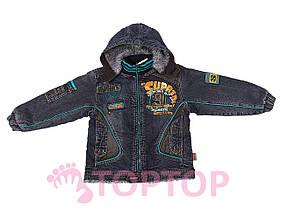 Куртка джинсовая (4-6 лет)