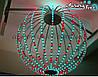 Светодиодная сфера/полусфера AS-3, 880мм, 24 луча, 40пикс/луч