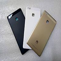 Задняя крышка Huawei P9 Lite, золотистая