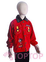Курточка красная (3-5 лет)