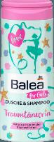 Детский шампунь-гель Balea Dusche & Shampoo for girls