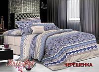 Полуторный набор постельного белья из Ранфорса №181716 KRISPOL™