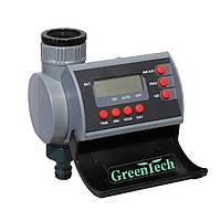 Таймер для полива электронный с электромагнитным клапаном.